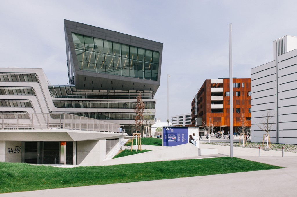 Architektur am Campus